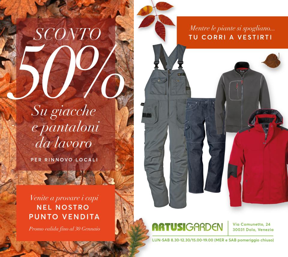 Artusi Garden Promo -50%