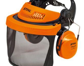 Protezione viso/udito G500